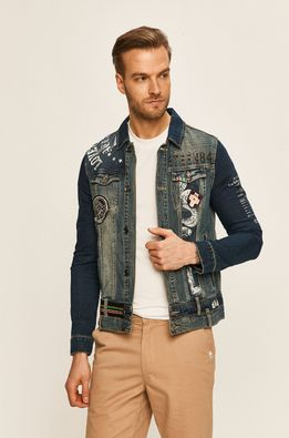 Desigual - Geaca jeans