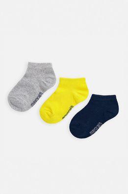 Mayoral - Dětské kotníkové ponožky (3-pack)