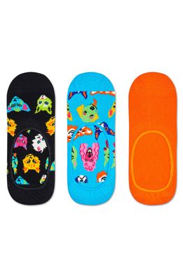 Happy Socks - Sosete scurte Cats & Dogs (3-pack)