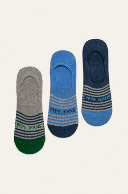Pepe Jeans - Sosete scurte Kolne (3-pack)