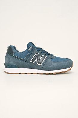 New Balance - Detské topánky GC574PRN