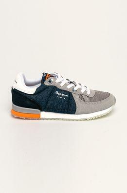 Pepe Jeans - Detské topánky Sydney Denim