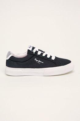 Pepe Jeans - Pantofi copii Kenton Basic Boy Chambray