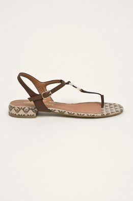 Emporio Armani - Кожени сандали