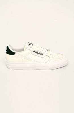 adidas Originals - Kožená obuv Continental Vulc