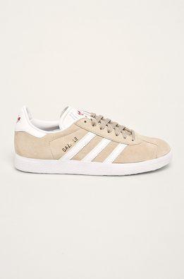 adidas Originals - Kožená obuv Gazelle