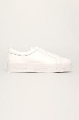 Calvin Klein - Kožené boty
