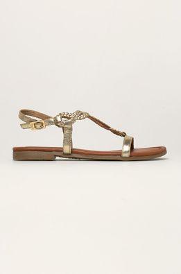 s. Oliver - Kožené sandále