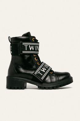 Twinset - Шкіряні черевики