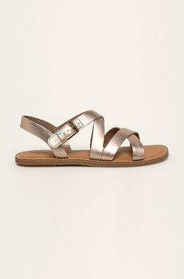 Toms - Шкіряні сандалі Sicily