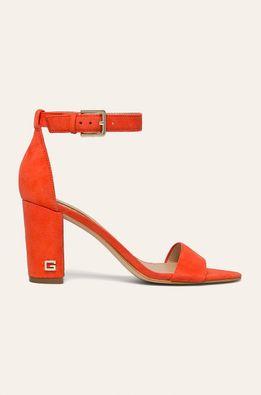 Guess Jeans - Kožené sandále