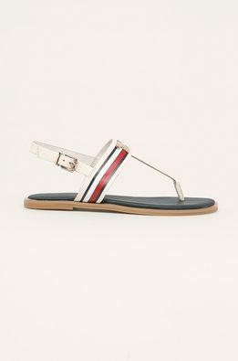 Tommy Hilfiger - Kožené sandále