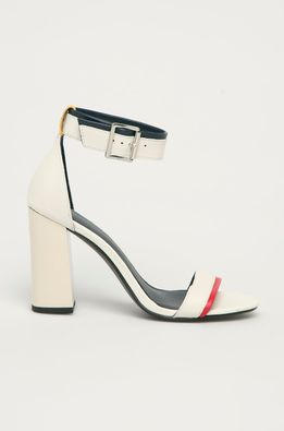 Tommy Hilfiger - Кожаные сандалии