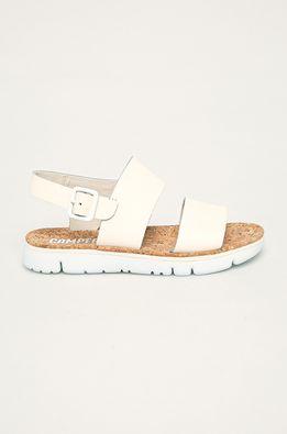 Camper - Kožené sandále Oruga Sandal
