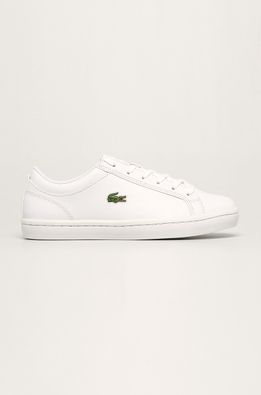 Lacoste - Bőr cipő Straight Set