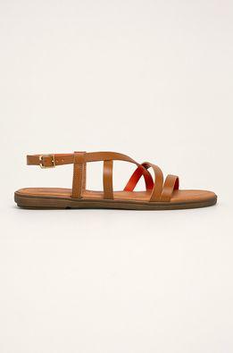 Marco Tozzi - Kožené sandále