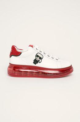 Karl Lagerfeld - Кожаные кроссовки