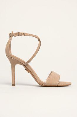 Baldowski - Kožené sandále