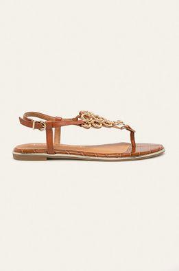 Tamaris - Kožené sandále