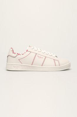 Pepe Jeans - Kožená obuv Brompton Stitching