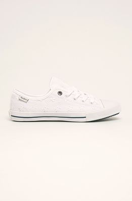 Pepe Jeans - Tenisky Grey Angy