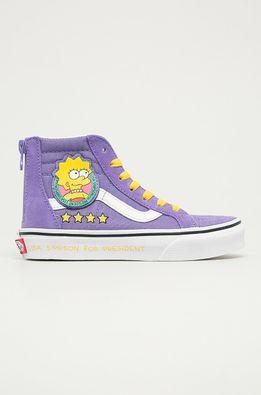Vans - Dětské tenisky x The Simpsons