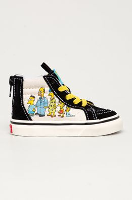 Vans - Tenisi copii x The Simpsons