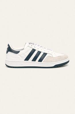 adidas Originals - Kožená obuv Team Court