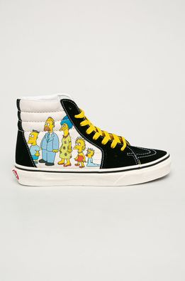 Vans - Високи кецове x The Simpsons