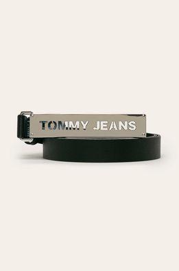 Tommy Jeans - Kožený opasok