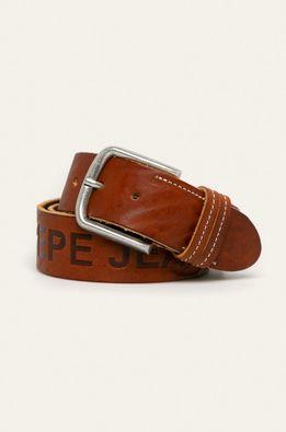 Pepe Jeans - Curea de piele Mathew