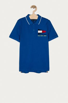 Tommy Hilfiger - Tricou polo copii 140-176 cm