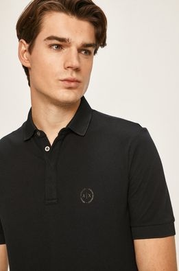 Armani Exchange - Tricou Polo