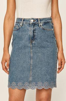 Tommy Hilfiger - Rifľová sukňa