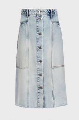 AllSaints - Rifľová sukňa