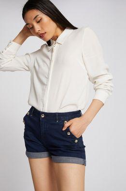 Morgan - Pantaloni scurti jeans