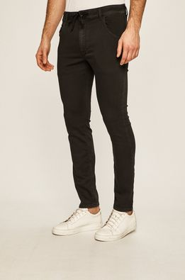 Diesel - Rifle Krooley CB-NE Sweat jeans