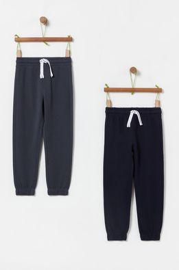 OVS - Pantaloni copii 104-140 cm (2-pack)