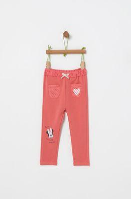 OVS - Dětské kalhoty x Disney 74-98 cm