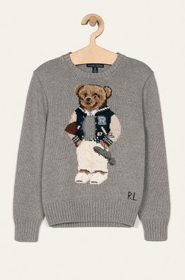 Polo Ralph Lauren - Детски пуловер 134-176 cm