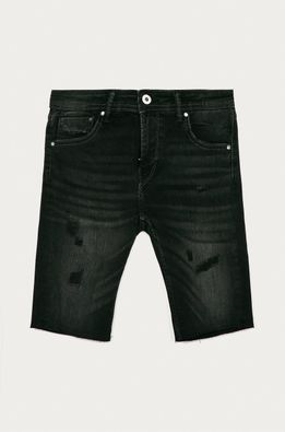 Pepe Jeans - Dětské kraťasy Destroy 128-180 cm