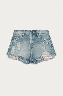 Pepe Jeans - Detské krátke nohavice Destroy 128-176 cm