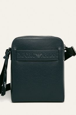 Emporio Armani - Kožená taška