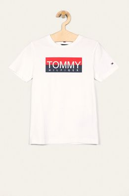 Tommy Hilfiger - Tricou copii 128-176 cm