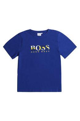Boss - Detské tričko 116-152 cm