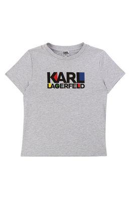 Karl Lagerfeld - Dětské tričko 114-150 cm
