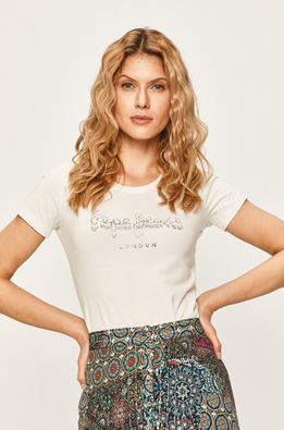 Pepe Jeans - Tricou Beatrice