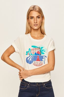 Pepe Jeans - Tricou Faith