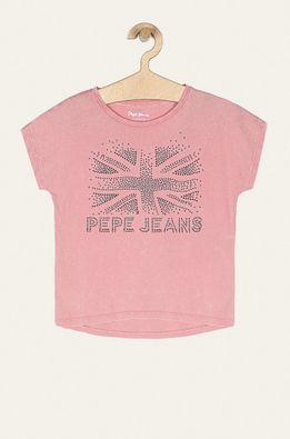 Pepe Jeans - Tricou copii Maripaz 128-178/180 cm