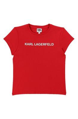 Karl Lagerfeld - Detské tričko 114-150 cm